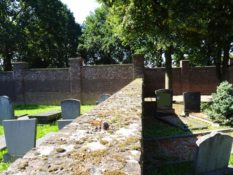 Cemetery Tongerseweg, Maastrisch, the Netherlands