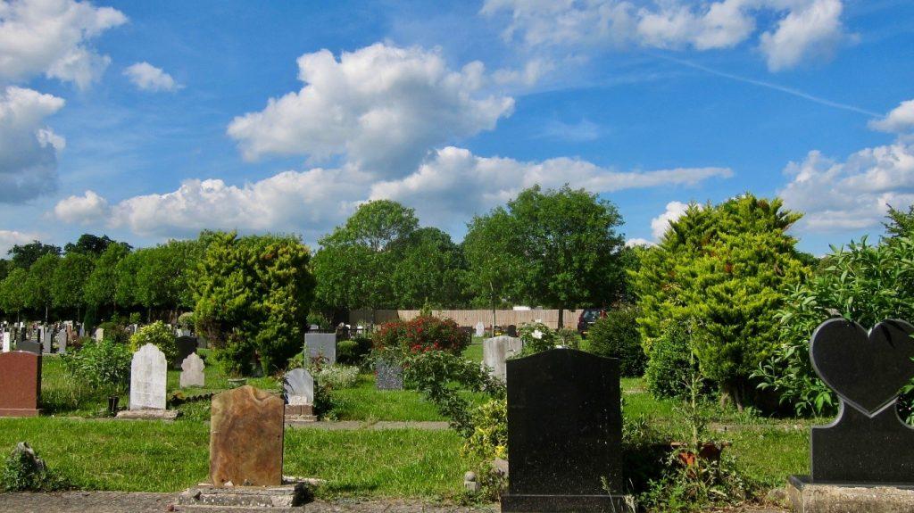 Reading Cemetery, United Kingdom