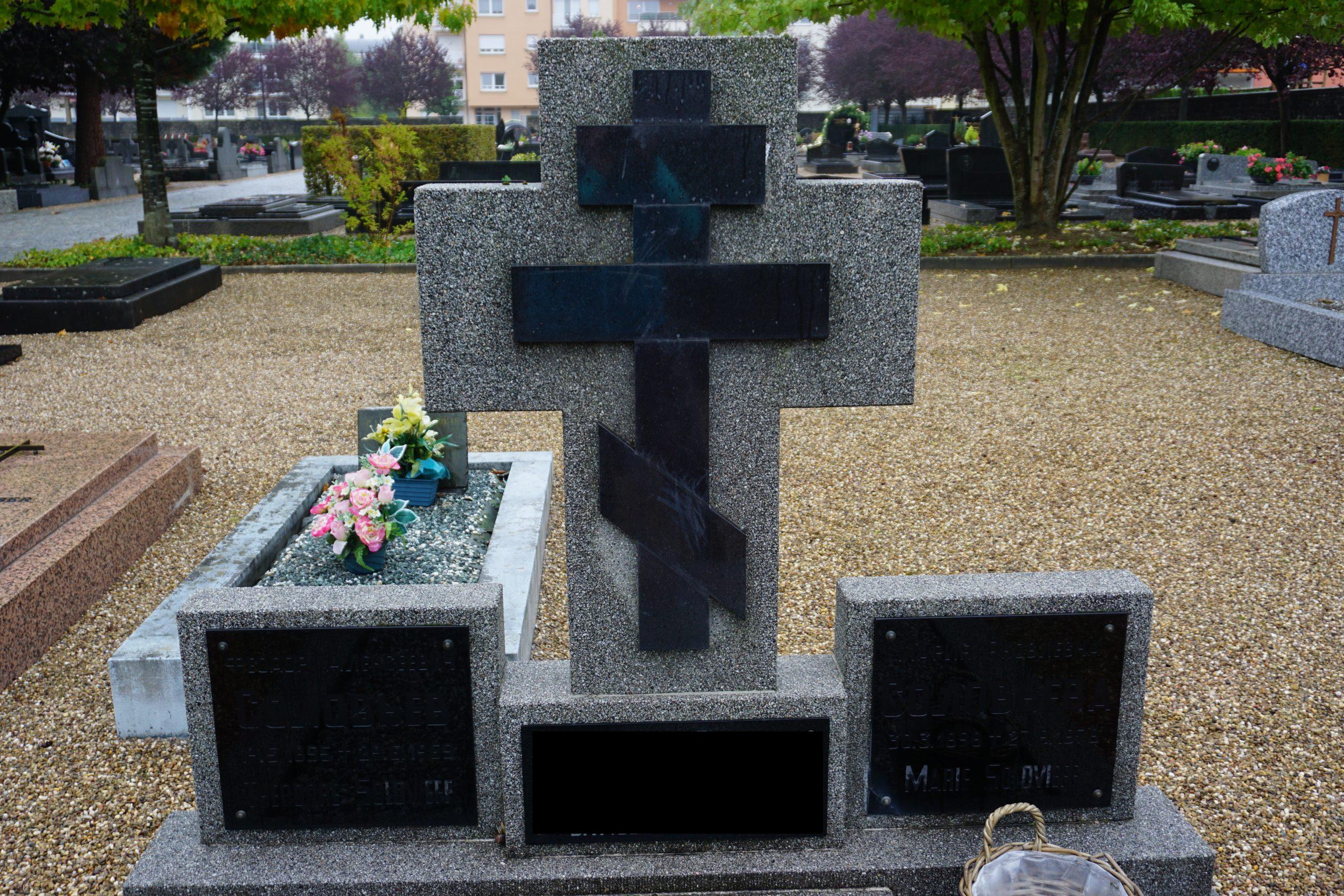 Cemetery Bonnevoie Luxembourg 8
